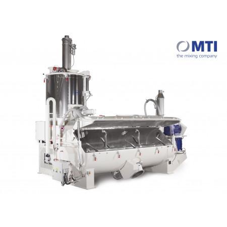 Kombinace horké/studené míchačky MTI Flex-Line