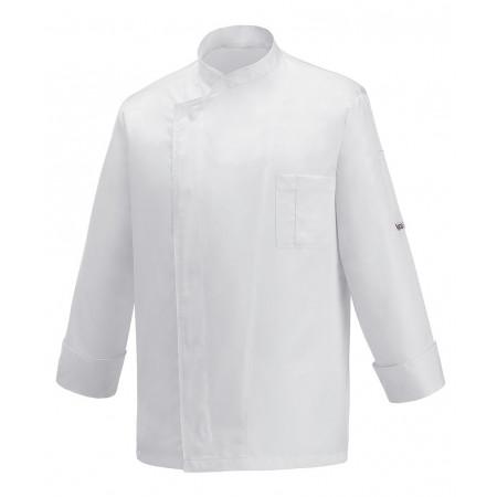 Kuchařský rondon Ottavio cool vent bílý - dlouhý rukáv