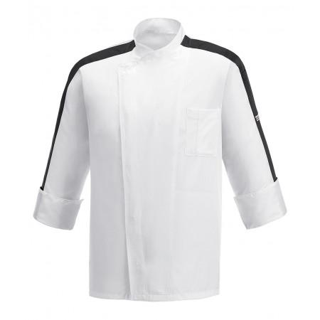 Kuchařský rondon Ribbon - Extra Dry - černý