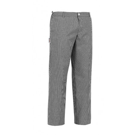 Kuchařské kalhoty EVO, na knoflík - různé barvy
