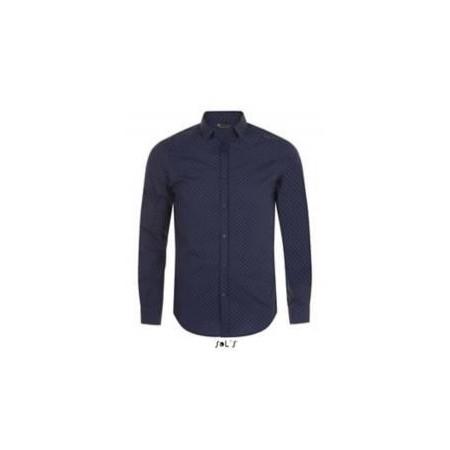 Pánská číšnická košile tečkovaná - 4 barvy