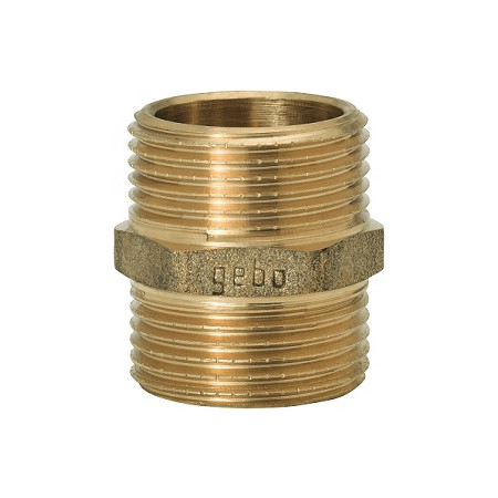 """GEBO Gold - Ms Vsuvka M/M 1/2"""", G280-04BR"""