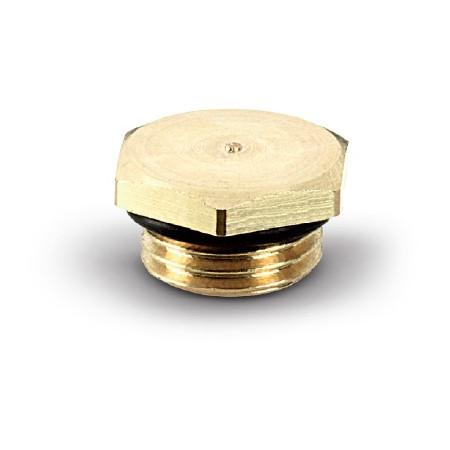 """Záslepka pre všetky veľkosti ventilov - 3300, 7485,0 7495 a 7530 1/4"""" 33000002XA"""