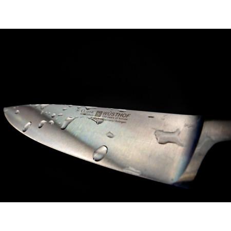 Wüsthof CLASSIC nůž kuchařský 20 cm a Blok na nože tmavý ZDARMA