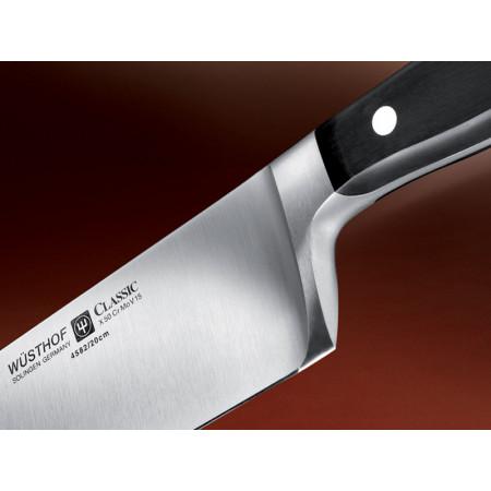 Wüsthof CLASSIC nůž kuchařský 20 cm a Blok na nože světlý ZDARMA