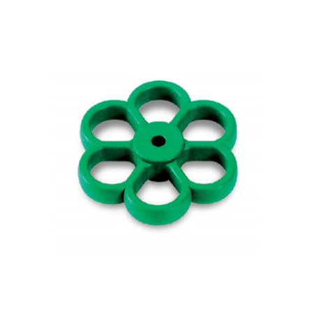 """Plastové otočné koliečko pre dimenzie 1.1/2""""-2"""", typ - 3290, 3300, 7480 7485, 7490, 7495, 7520 a 7530 75210011V990"""