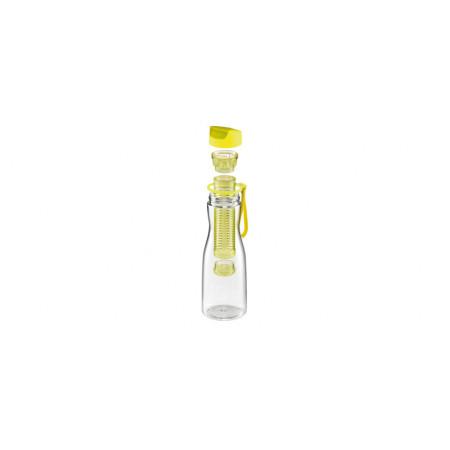 Tescoma fľaša na nápoje s vylúhovaním PURITY 0.7 l, červená