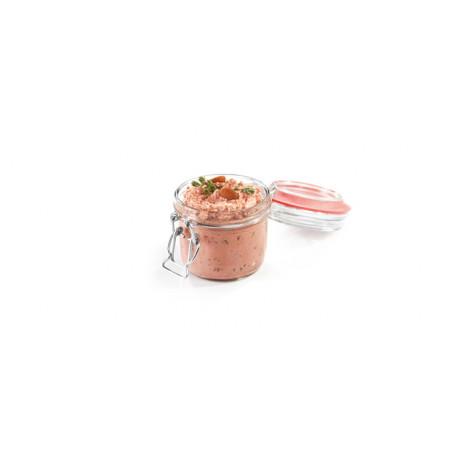 Tescoma zaváracie poháre s klipsou DELLA CASA 200 ml
