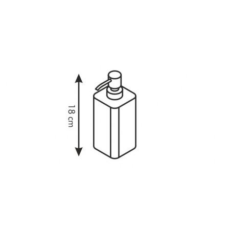 Tescoma dávkovač saponátu ONLINE 350 ml