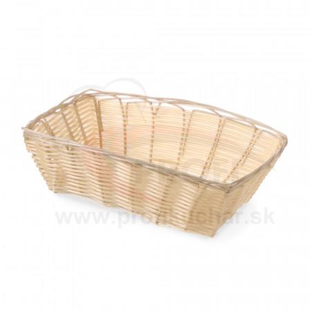 Košík štvorcový HENDI® 23 cm