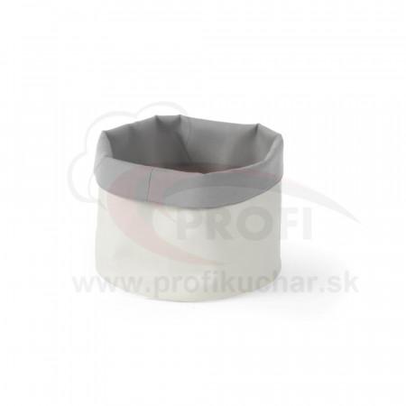 Košík na pečivo okrúhly 15 cm – šedo-béžový STALGAST®
