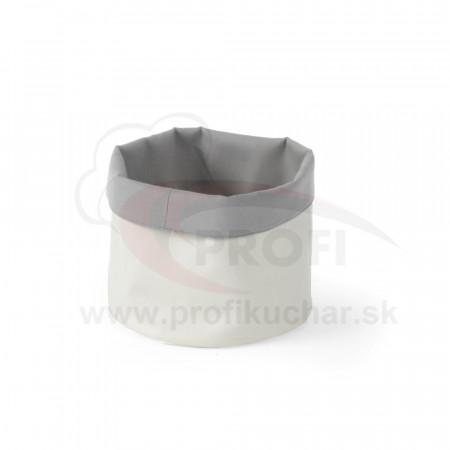 Košík na pečivo okrúhly 20 cm – šedo-béžový STALGAST®