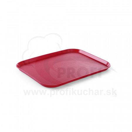 Tácka 450 x 350 mm / červená