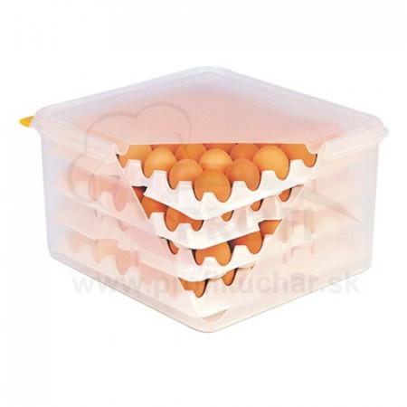 Nádoba na uskladnenie vajec