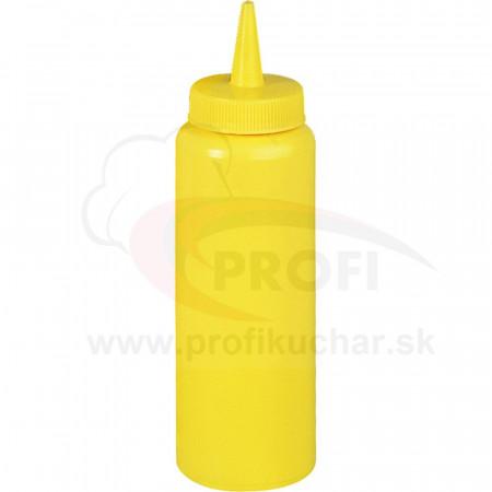 Nádoba na omáčky 0,35 l, žltá