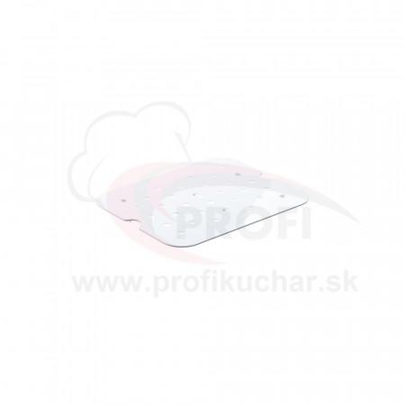 Odkvapkávacia vložka GN 1/2, bielý polykarbonát