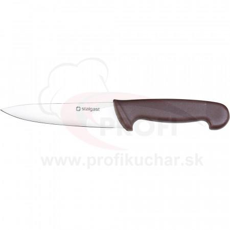 HACCP-nůž, hnědý, 16cm