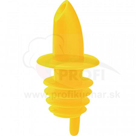 Nalievatka farebné (v balení po 12 kusoch) – žlté