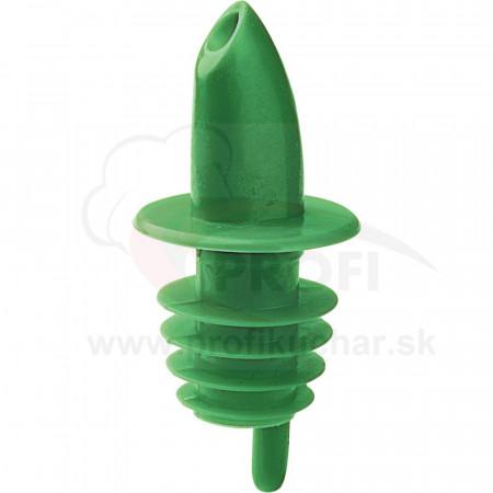 Nalievatka farebné – zelené, 1ks