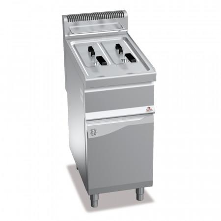 Plynová fritéza BERTO´s 2 x 7 L