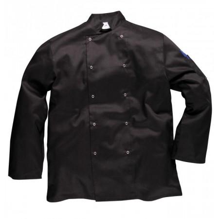 Kuchařský rondon Suffolk - černý
