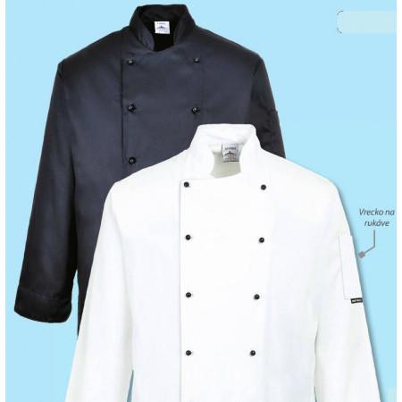 Kuchařský rondon Somerset - bílý