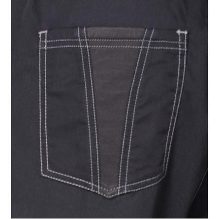 Kuchařské kalhoty s odvětráním CVBP