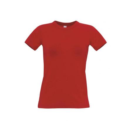Dámské triko - červené