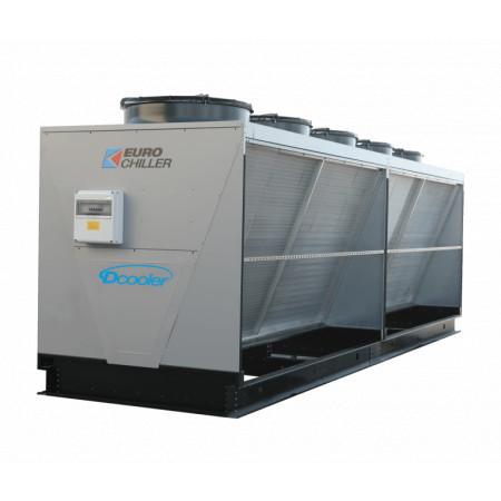 Suchý volný chladič EurochillerDcooler