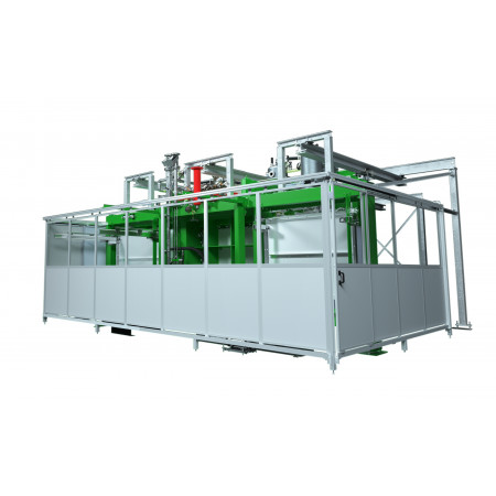 Tvarovkový automat Erlenbach EMShuttle