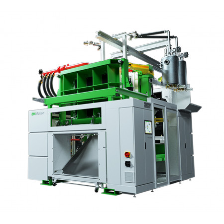 Shape Moulding Machine Erlenbach EMMotion 5.0