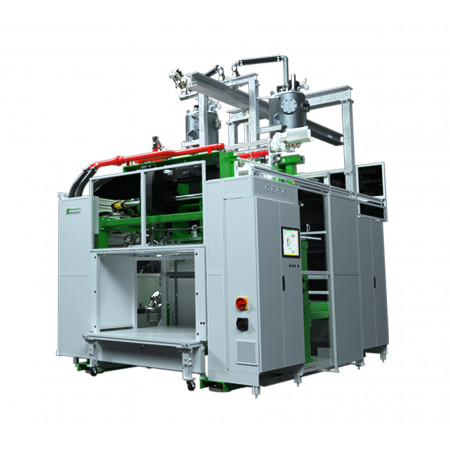 Shape Moulding Machine Erlenbach EMMotion 1.6