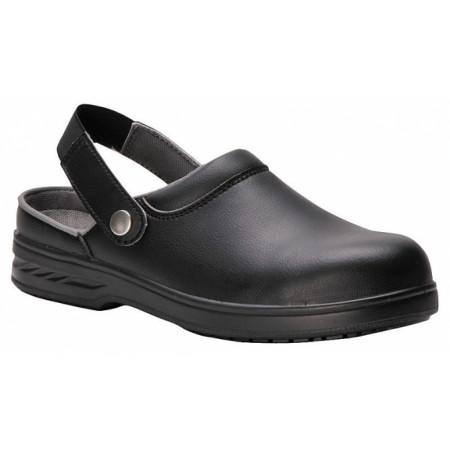 Steel ™ Safety Clog - černé