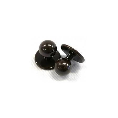 Knoflíky do rondonu černé