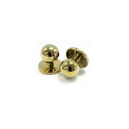 Gombíky do rondonu zlaté