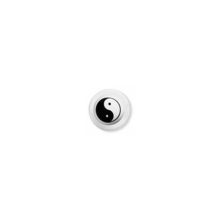 Gombíky do rondonu znak yin yang
