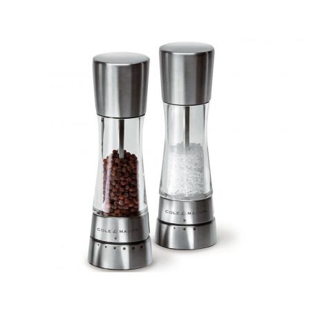 Sada mlynčekov na korenie a soľ Derwent - Cole & Mason