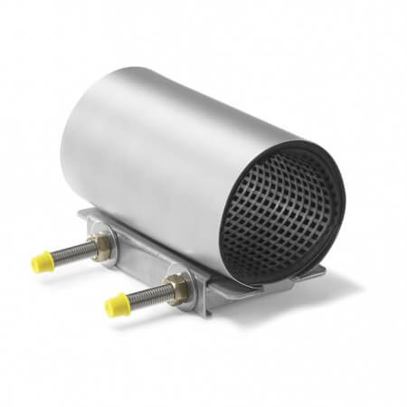 HD - Nerezový opravný pás HD 10, 193-203/300mm
