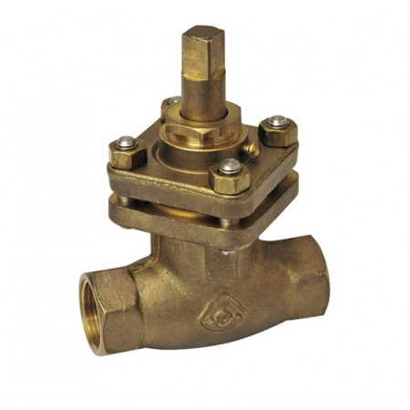 """SLOVARM - Ms zemný ventil K-181 1"""""""