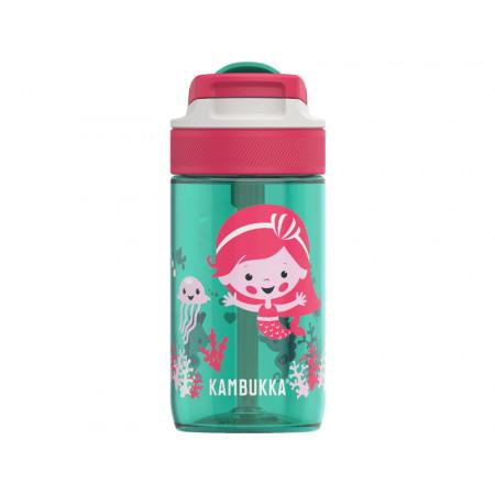 Kambukka Zdravá fľaša pre deti Lagoon 400 ml - Ocean Mermaid