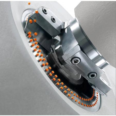 KraussMaffei PVC-granulátum gyártó gépsorok