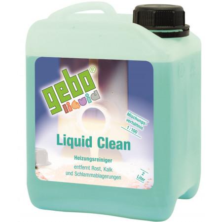 GEBO LIQUID Clean, 2 litre, 75052