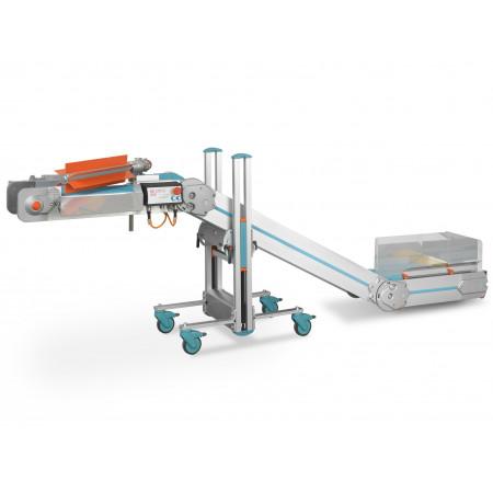 Belt Conveyor with&nbspSeparator MBConveyorsN-CPST