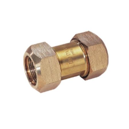 GEBO Brass MO 04.310.02.28 28mm Cu