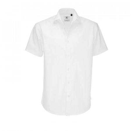 Pánská číšnická košile krátký rukáv - 4 barvy
