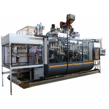 Extrusion Blow Moulding Machine PlastiblowPB15