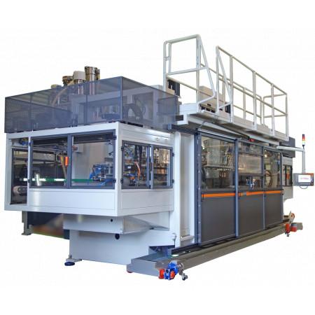 Extrusion Blow Moulding Machine PlastiblowPB26