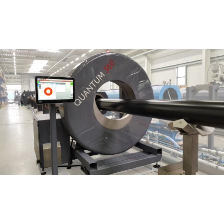 Měření tloušťky trubek iNOEX QUANTUM
