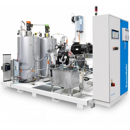 PUR High-pressure Metering Machine KraussMaffei