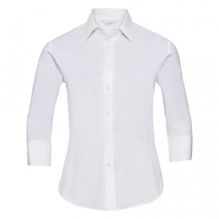 Dámská číšnická košile 3/4 rukáv - 4 barvy
